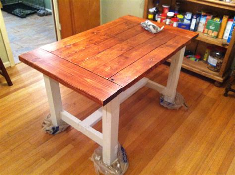 Farmhouse-Table-Plans-With-Bench