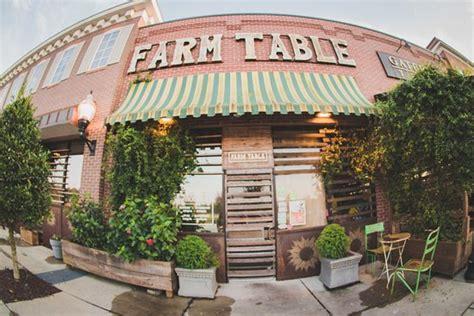Farmhouse-Table-Wake-Forest