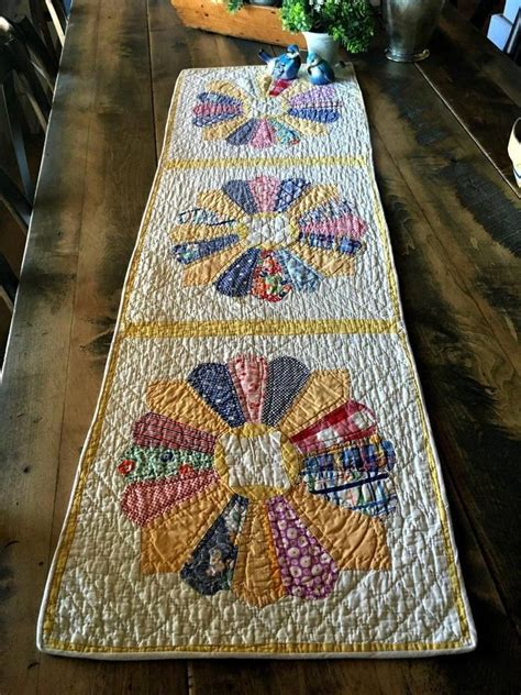 Farmhouse-Table-With-Yellow-Rug