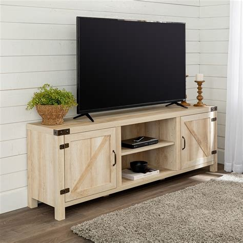 Farmhouse-Tv-Stand-And-End-Tables