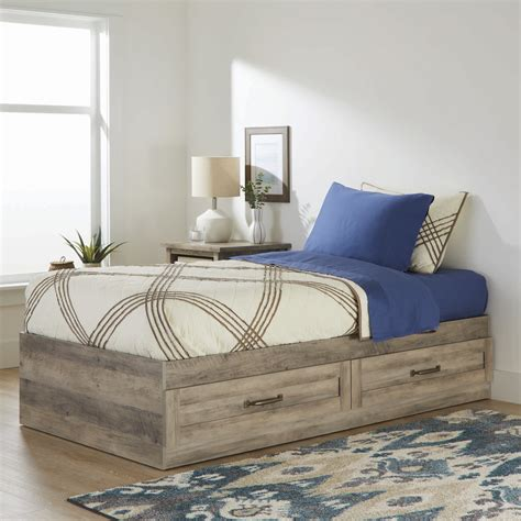 Farmhouse-Twin-Platform-Bed