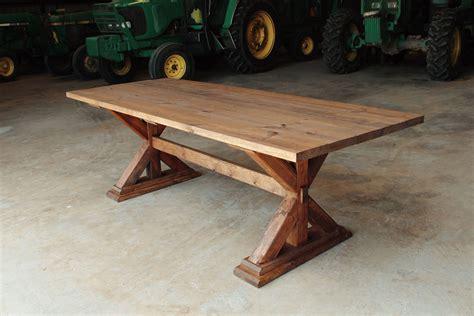 Farmhouse-X-Table-Legs