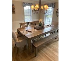 Best Farmhouse dining room table set.aspx