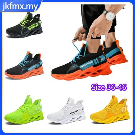 Fashion Cream White Shoes Unisex Breathable Sport Sneakers For Couple Men Women