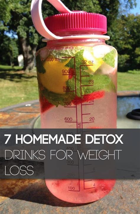 Fast Diy Detox For Weight Loss