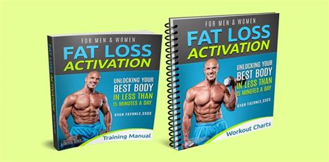 @ Fat Loss Activation Review A Program By Ryan Faehnle.