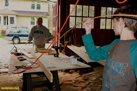 Father-Son-Woodworking-Projects