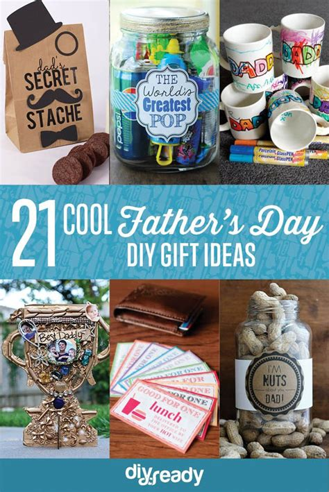 Fathers Day DIY Projects