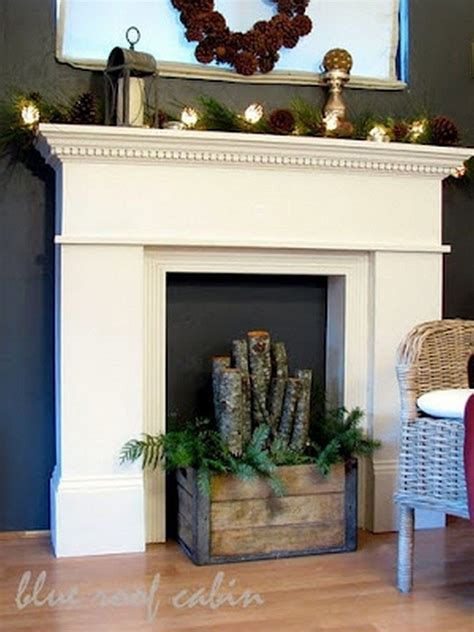Faux Fireplace Mantel Diy Plans