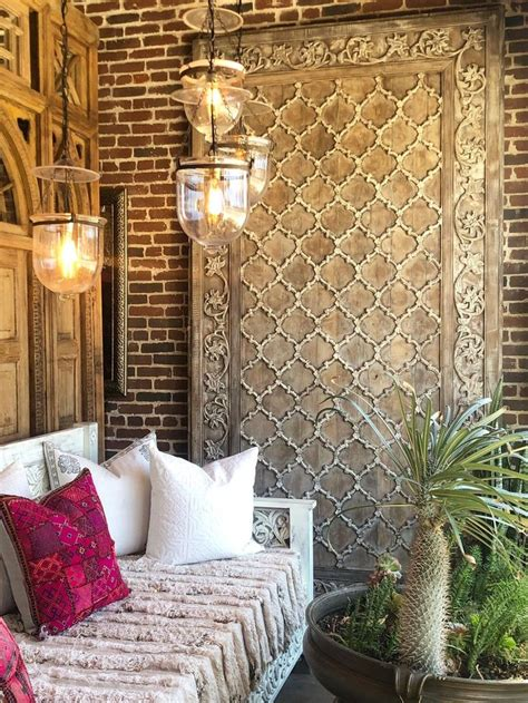 Faux Reclaimed Wood Wall Decor