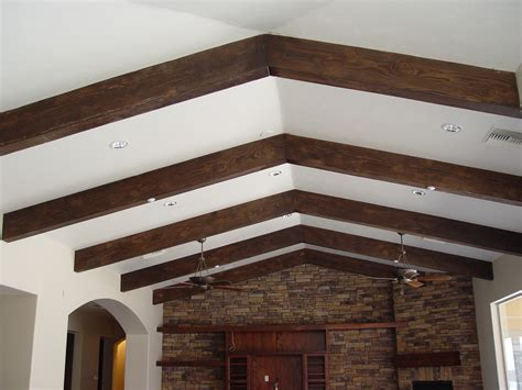 Faux Wood Ceiling Beams Images