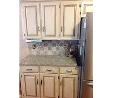 Best Faux wood cabinet finishes