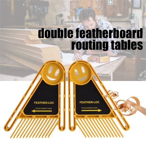 Feather Board Table Saw Diy Accessories