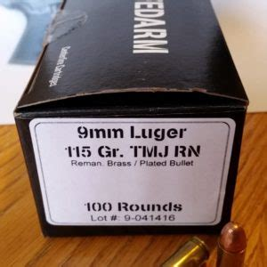 Fedarm Ammo Review And Hornady 22 Mag Ammo Review