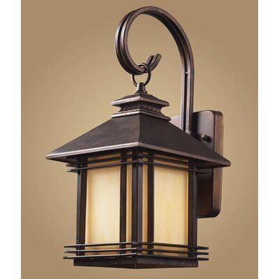 Federal Heights 1-Light Outdoor Hanging Lantern