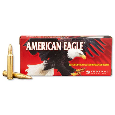 Federal Ammunition American Eagle Varmint Ae223g And Thread Protectors Brownells Uk