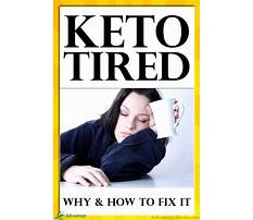 Best Feeling sleepy on keto diet