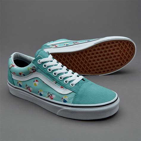 Female Vans Sneakers