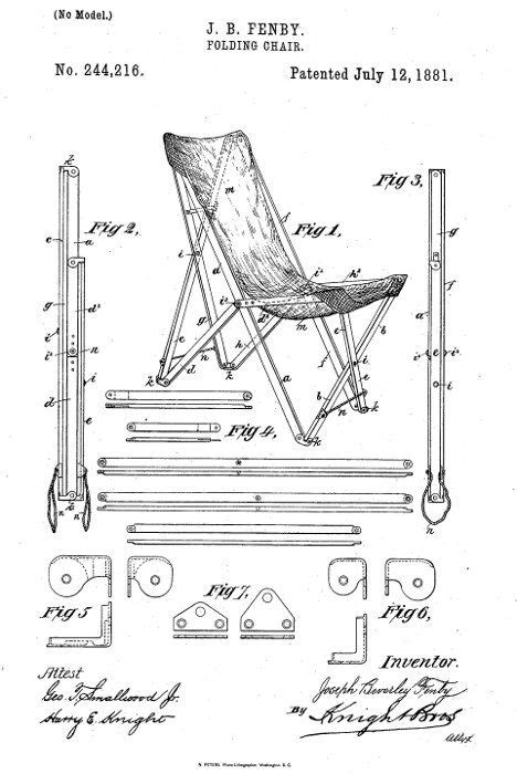 Fenby Chair Plans