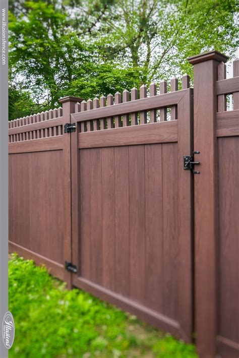 Fence Plans Wood And Pvc
