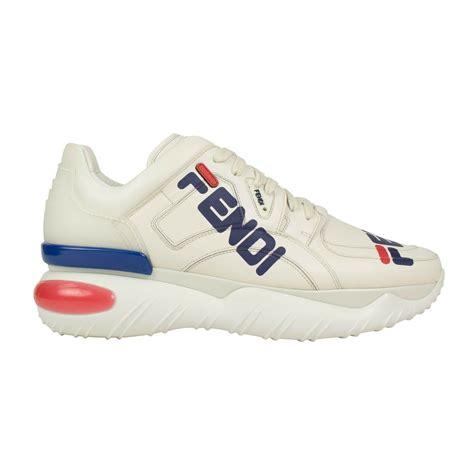 Fendi Fila Sneakers