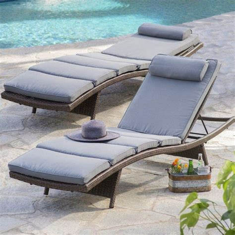 Fenley Reclining Chaise Lounge With Cushions