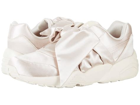 Fenty Puma Pink Bow Sneakers