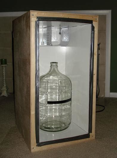 Fermentation Cabinet Diy Projects