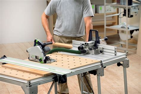 Festool Multifunction Table Diy Chalk