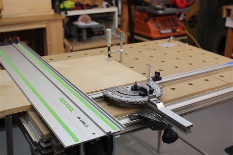 Festool Multifunction Table Diy Underneath