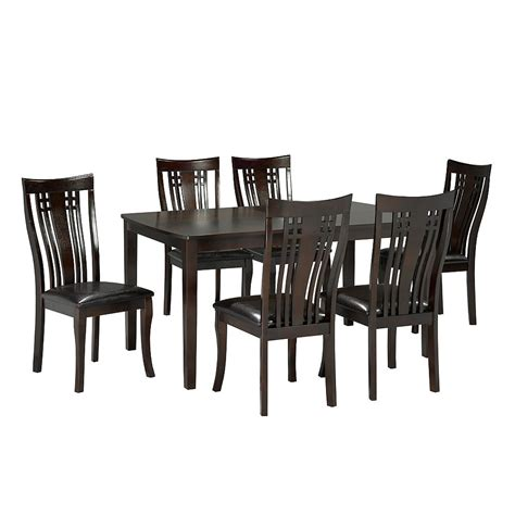 Fiarmont 7 Piece Dining Set
