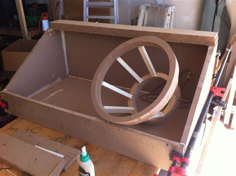 Fiberglass Sub Box Diy Pattern