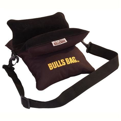Field Shooting Rest  Portable Rifle Rest  Bulls Bag.