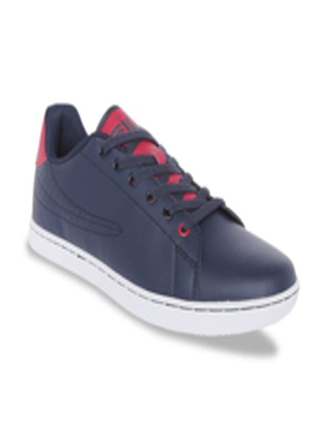 Fila Amazino Navy Blue Sneakers