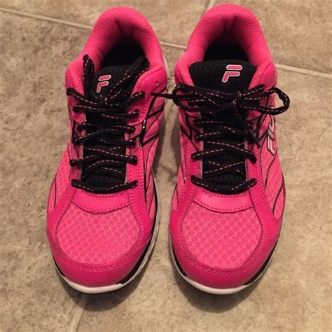 Fila Breast Cancer Sneakers