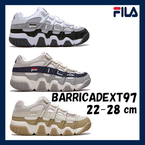 Fila Collaboration 2019 Plain Sneakers