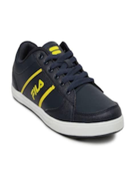 Fila Danilo Navy Blue Sneakers