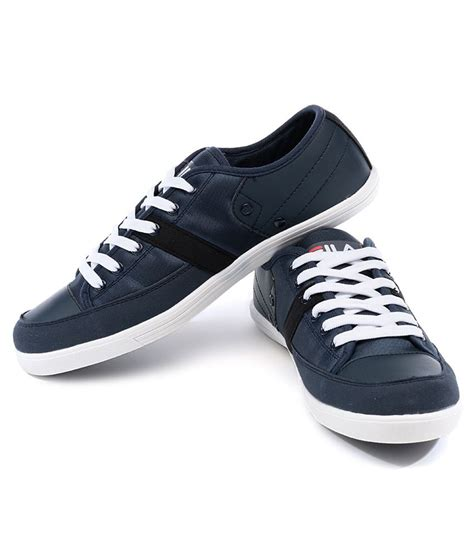 Fila Destroy Blue Sneakers Review