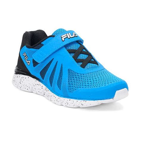 Fila Fraction 2 Strap Boys Sneakers