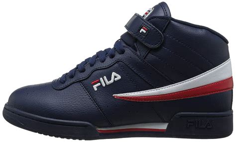 Fila Men's F 13v Lea Syn Fashion Sneakers
