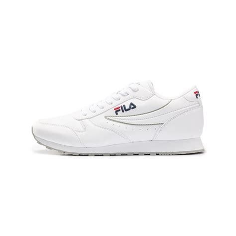 Fila Orbit Low Sneakers In White