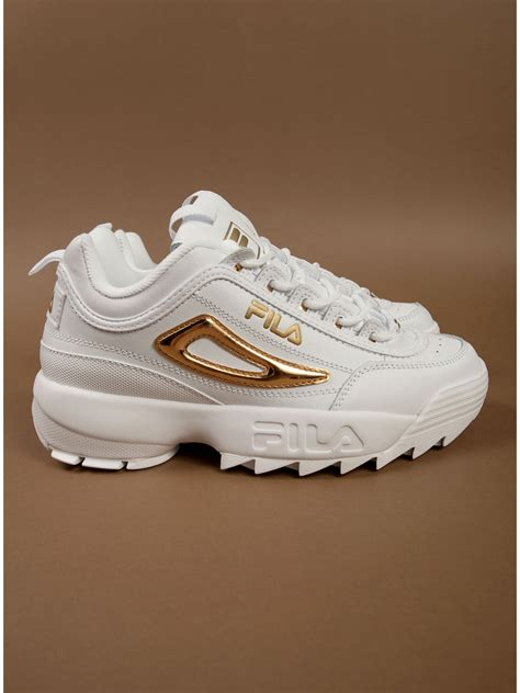 Fila Sneakers Gold