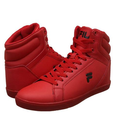 Fila Sneakers Red