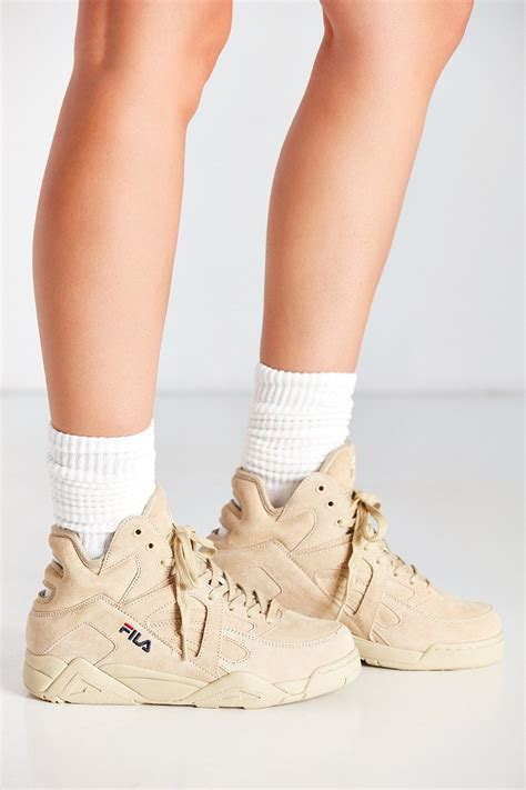 Fila Uo Cage Basketball Sneaker