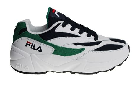 Fila Vintage Cage Sneakers Wit Dames