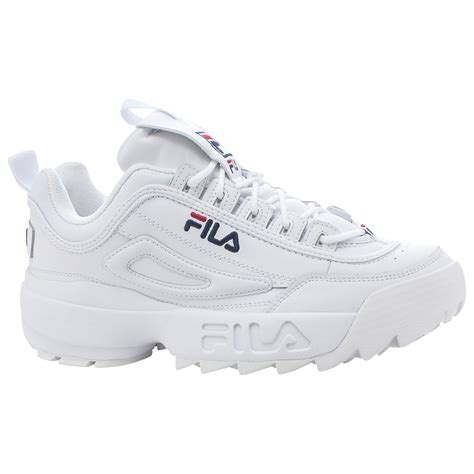 Fila White Sneakers Men