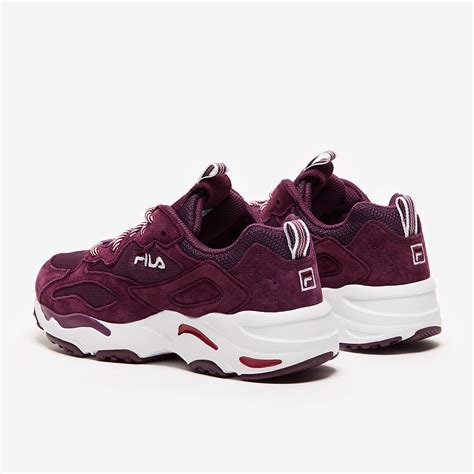 Fila Womens Puffy Sneakers