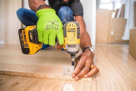 Fill A Hole In Wood To Be Redrilled
