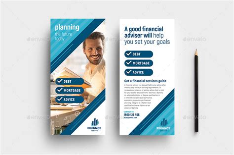 Financial Planning Rack Card