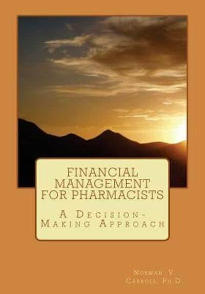 Financial Management For Pharmacists Carroll Pdf And Financial Management Government Jobs